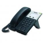 Yealink T18P1 cuenta SIP configurableCalidad de Voz HD2 teclas Soft4 teclas de programación (transferencia/ hold / mute / repetición)1 puerto RJ45 con PoECorreo de voz, marcación rápida, conferencia a 3Montaje en pared o sobremesa